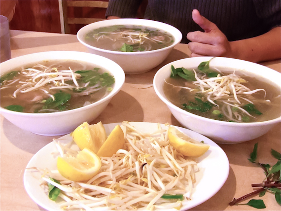 Pho Super Bowl Challenge in Alhambra CA